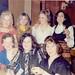 Irene Scott, Marlene Finnigan, Ann Lynch, Pat Lochrie, Tricia Henderson, ? and  May Lochrie 1970