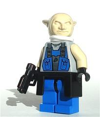 Trev. (mike 3579) Tags: lego alien harrypotter troll brickarms powerminers
