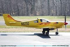 N825D (PHLAIRLINE.COM) Tags: yak flying airport w flyin 320 redstar nanchang lancair yakovlev n14 n825d