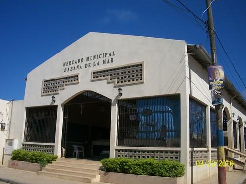 Mercado Municipal de Sabana de la Mar, Republica Dominicana