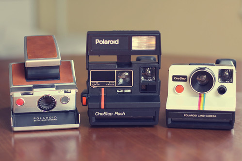 my polaroid cams