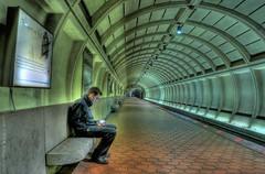 Forest Glen Station (Mark Brueggenjohann) Tags: subway washingtondc metro 100v10f dcist hdr wwh forestglen greatphotographers flickraward hdraward nikonflickraward superhdraward vividstriking flickraward5