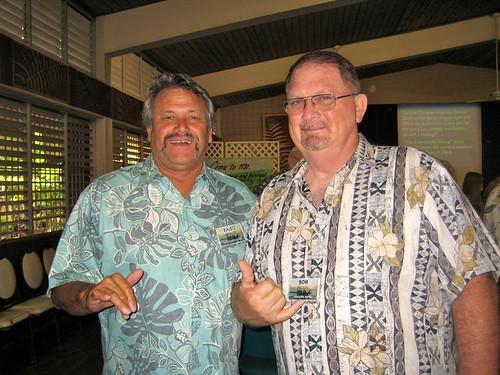Kaleo and Bob