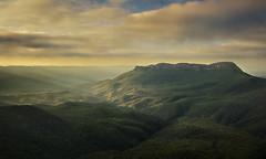 Blue Mountain Rays
