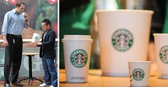 Starbucks Awesome April Fools' joke