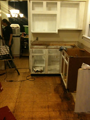 kitchen destruction complete