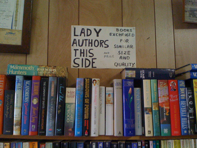 lady authors