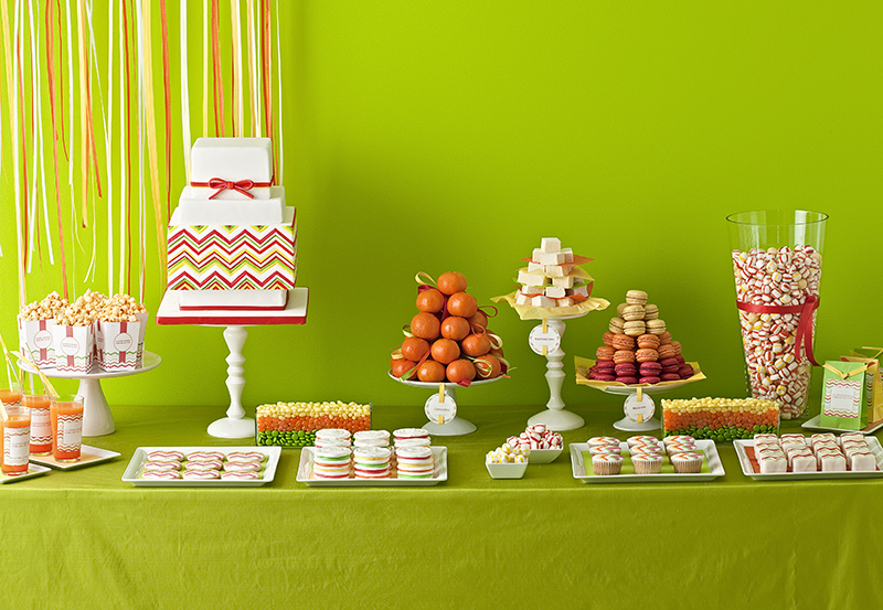 Dessert Tables by Amy Atlas