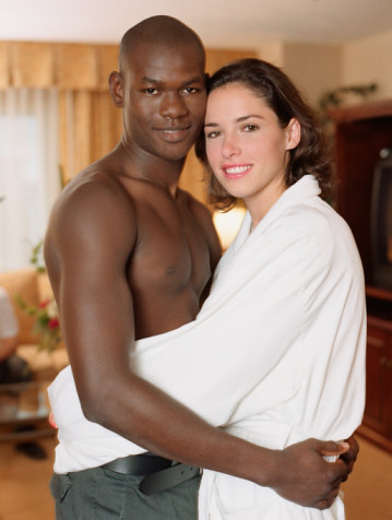 My wife fucks a black man at
