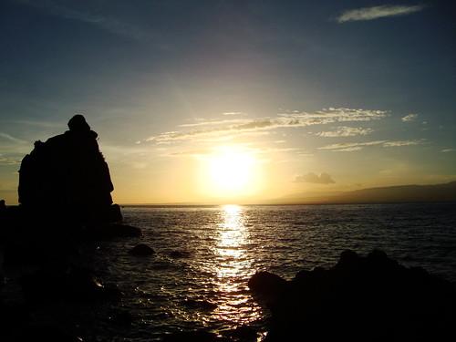 Sunset at Apo
