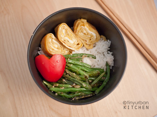 Tamagoyaki Bento