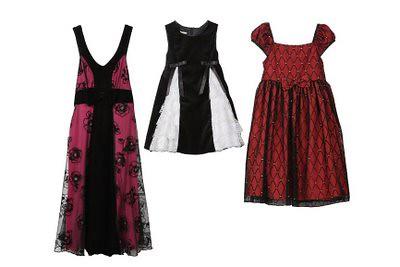 vestidos de festa infantil 2011