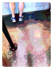 Pixel Feet