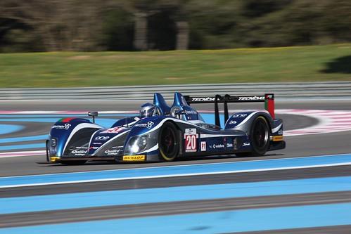 Quifel ASM Team, LMS Le Castellet 2011