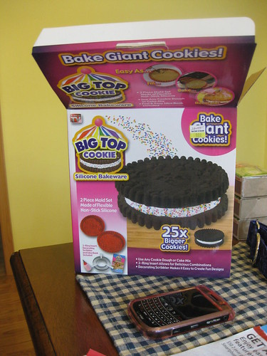 Special cookie cake pans