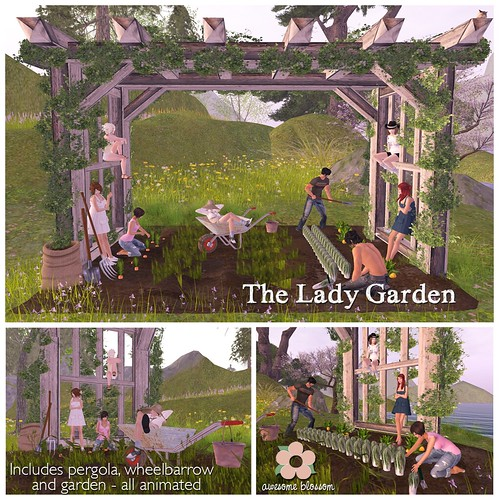 Lady Garden for SBS