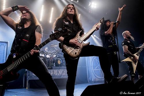 Anthrax @ TRIX 20022017