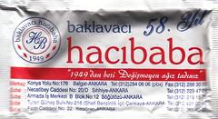 Baklavacı Hacıbaba