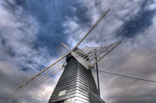 Windpump and Sky