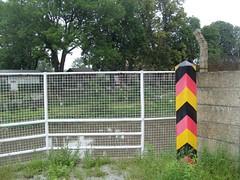 Grenze = Neisse (ThomasKohler) Tags: sachsen grenze grenzgebiet neisse dreiländereck dreilaendereck ostritz