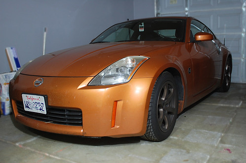 2003 Nissan 350Z 4067754111_eec6916e3f