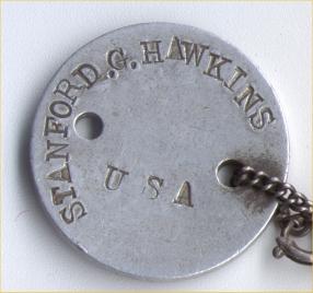 USA 1906 (1916 stamping)