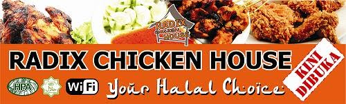 Radix Chicken House (RCH) Kluang