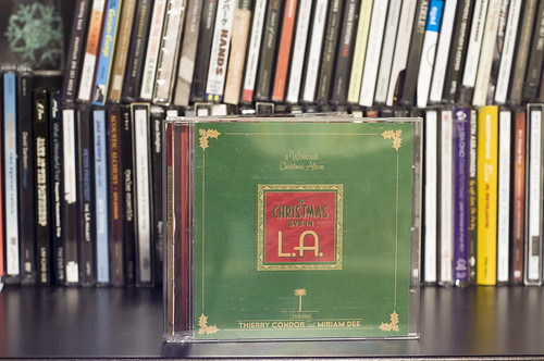 Thierry Condor and Miriam Dee - A Christmas Eve In L.A. [CSCD-0106]