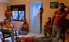 CLON CLON (Di Gutti (diegogutierrez79@gmail.com)) Tags: espaa photoshop canon sevilla twins seville andalucia gettyimages clon gemelos diegogutierrez sevillan sanjosedelarinconada  sevillban