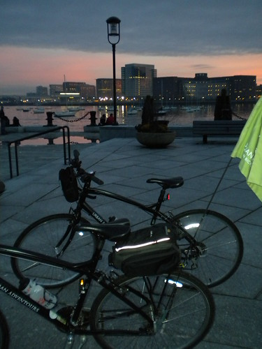 Boston Bikes at Night Guide