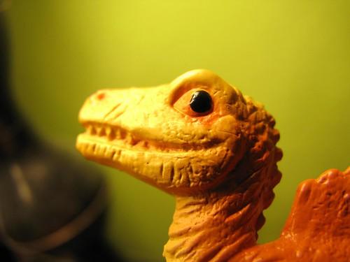 Spinosaurus keychain!