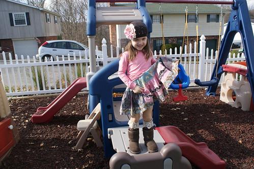 Ayla's Matilda Jane Nov 09 018