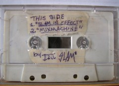 DJ Slam (libraryofvinyl) Tags: history boston hiphop tapes leccoslemma