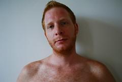 gone (redjoe) Tags: nyc newyorkcity man hot guy me face self mouth hair fur beard nose ginger eyes fuzzy manhattan lips redhead freckles redhair fuzz redjoe knitboy1 joehorvath