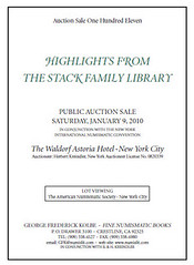 Kolbe Sale 111 Stack Family Library