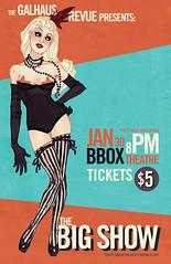 Burlesque Poster.