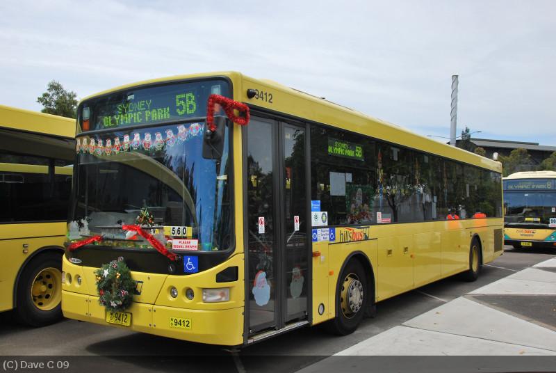 ATDB • View topic - Hillsbus Christmas Bus 'Santas Cave'