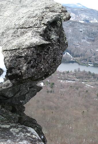 Rocky overlook
