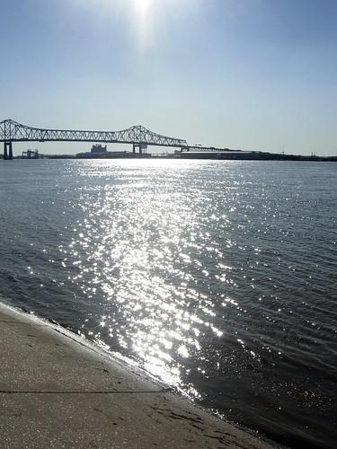 the new Mississippi River Bridge