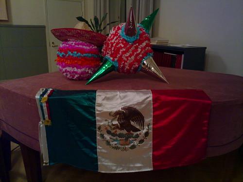 5a posada mexicana en Helsinki