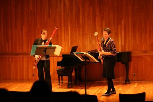 Tuple Bassoon Duo at UNCSA