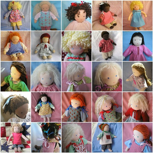 little jenny wren dolls