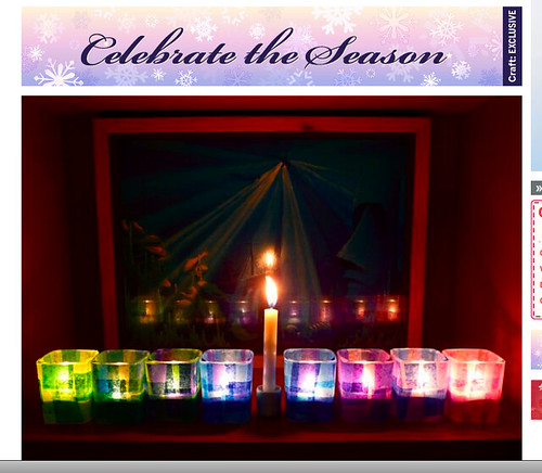 Diane's menorah project on CRAFT:!