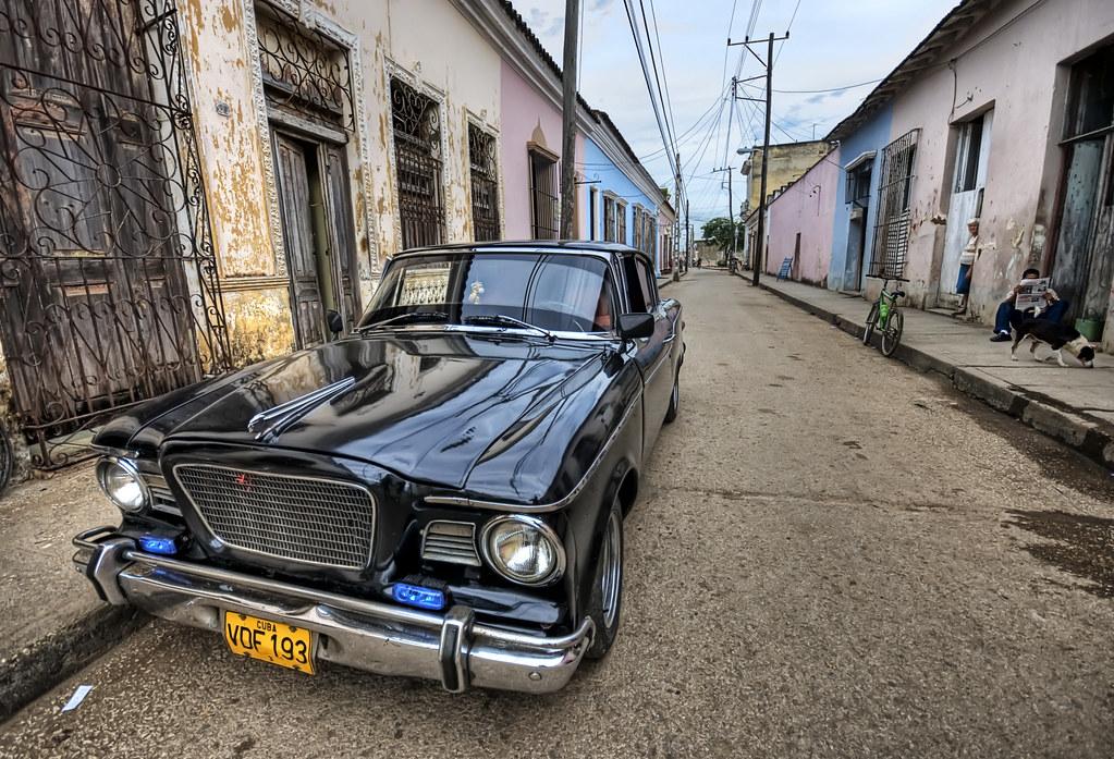 Ruelle de Remedios, Cuba