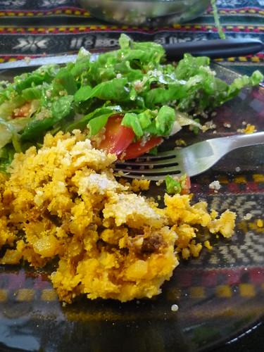 Quinoa Salad at El Cardón