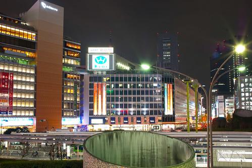 Shinjuku ilumination-2
