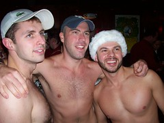 181_6616 (Chris Dix) Tags: santa boston running run runners speedo 2009 studs