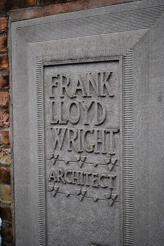 FLW sign