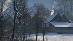 (bernd obervossbeck) Tags: schnee winter snow cold nature frost natur sauerland kückelheim