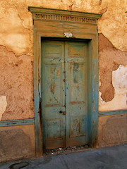 Talcahuano 545, Copiap. (Orlando Srensen) Tags: chile door puerta atacama barro quincho copiap calletalcahuano